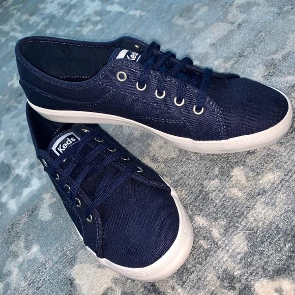 Keds Coursa Metalic Navy Blue sneakers (8.5)